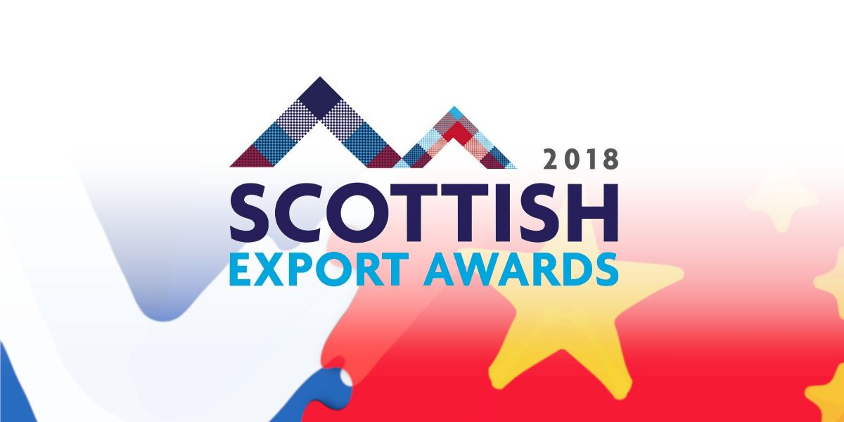 Scottish Export Awards 2018 (logo)