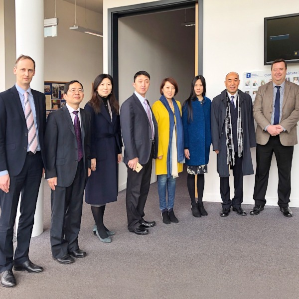 ACOLINK and CIECC forum with Nottingham University Business School / ©ACOLINK ©CIECC