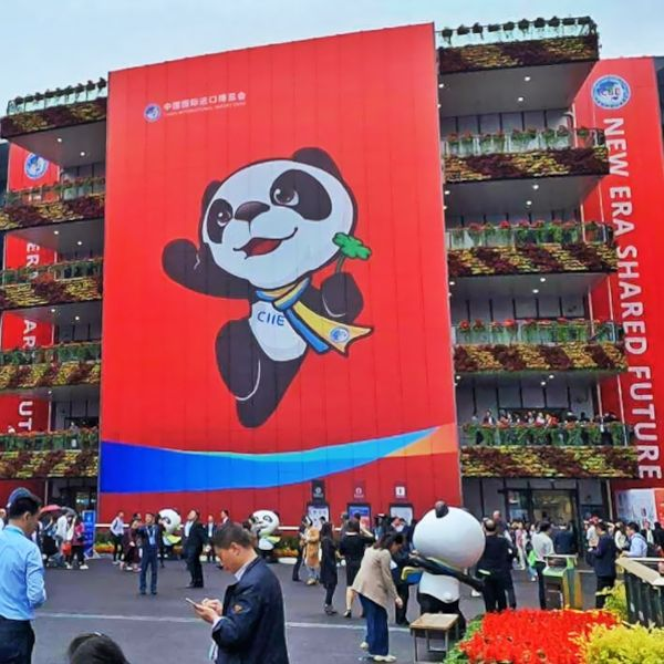 China International Import Expo - New Era, Shared Future
