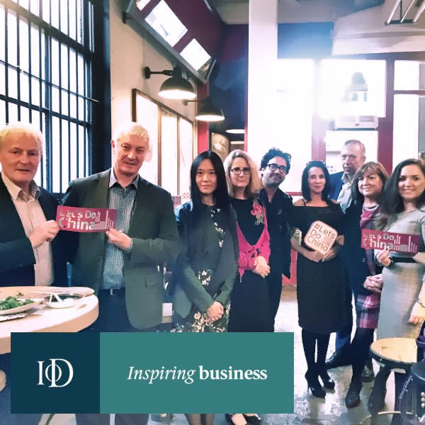 IoD Meetup Monday at Iberica in Leeds