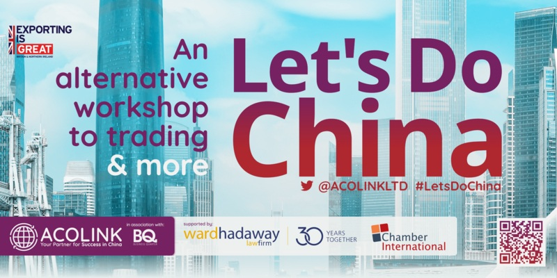Let's Do China - An alternative workshop to trading & more
