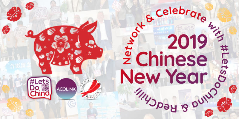 #LetsDoChina Year of the Pig 2019 Celebration / letsdochina.org