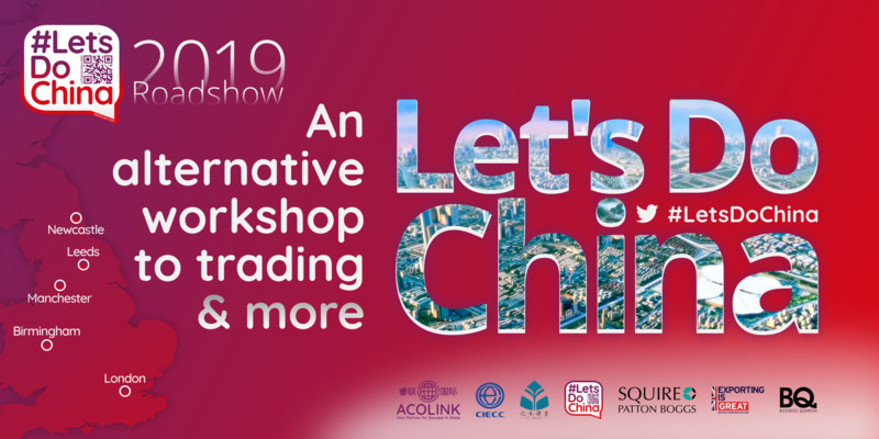 Let's Do China - The alternative workshop to trading & more