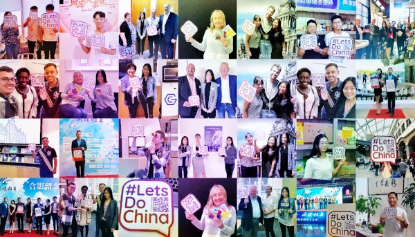 #LetsDoChina Participants